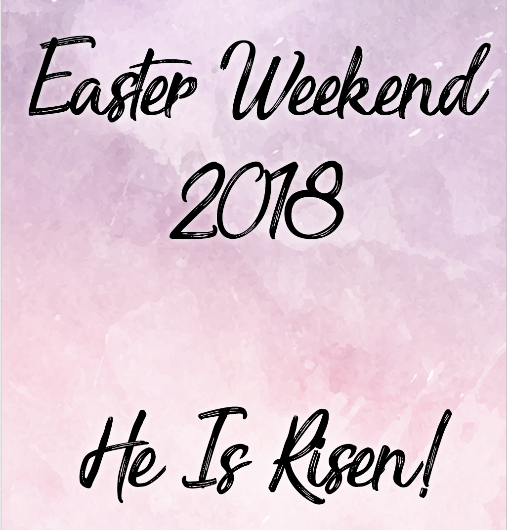 """2018-4-1: """"Easter"""" (9:35 am)"""
